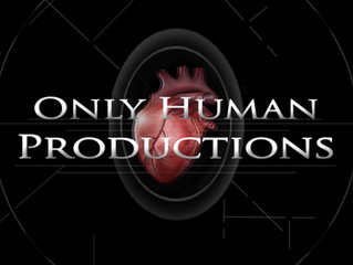 Only Human Productions logo design