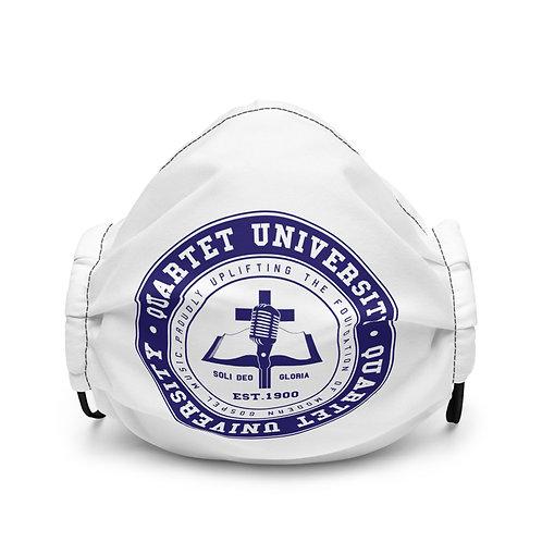 Quartet University Premium face mask