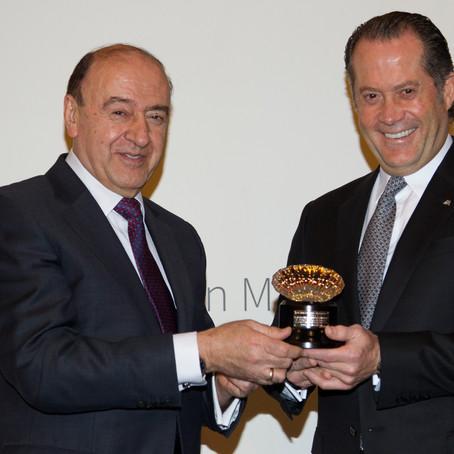 Entrega XIII Premio Victoriano Reinoso
