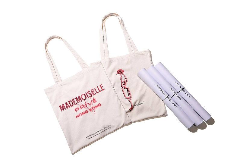 Chanel - Totebag - Mademoiselle Privé Exhibition