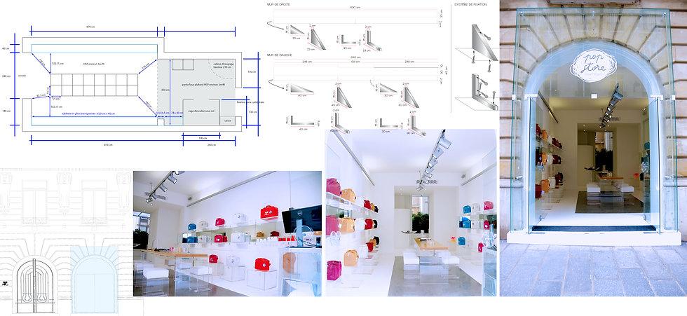 Concept Store Courrèges Hong Kong Interior Designer Architecture Architect Creative Event