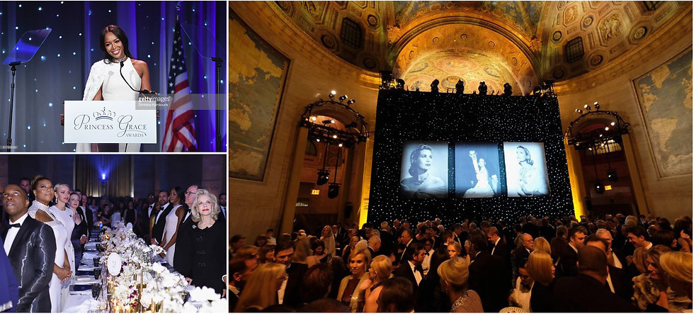 Princess Grace Award Christian Dior Hong Kong Interior Designer Architecture Architect Creative Event Party