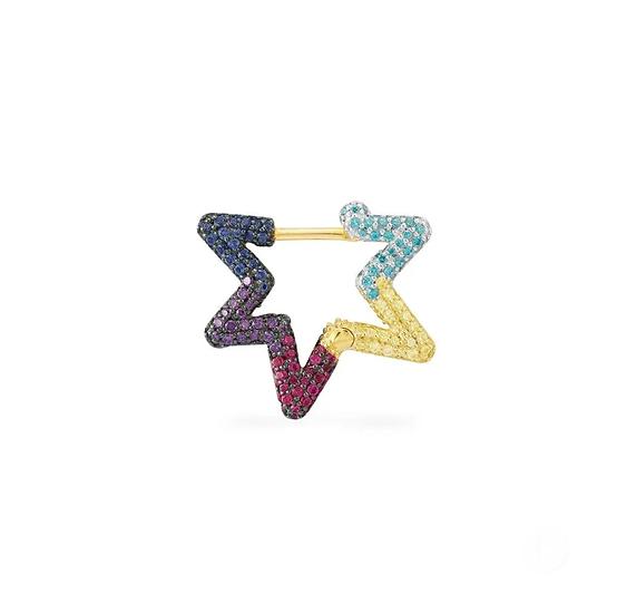 APM Monaco - Multicolor Star Earring
