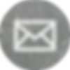 email silver round social media icon .pn