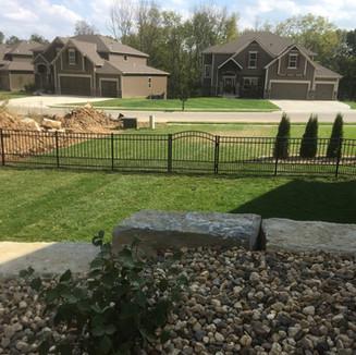 Wrought Iron Fence Kansas City