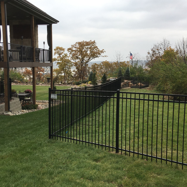 Fencing Contactor Kansas City