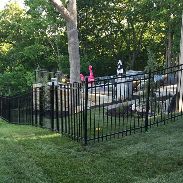 Top Fence Contractor Companies Kansas City