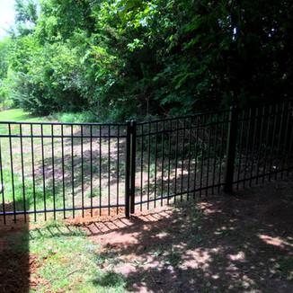 Iron Fence Kansas City