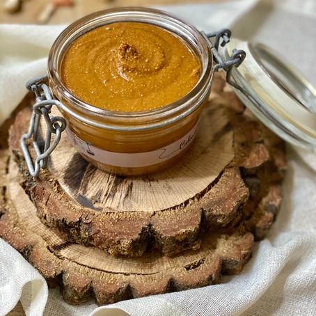 Burro d'arachidi tostate