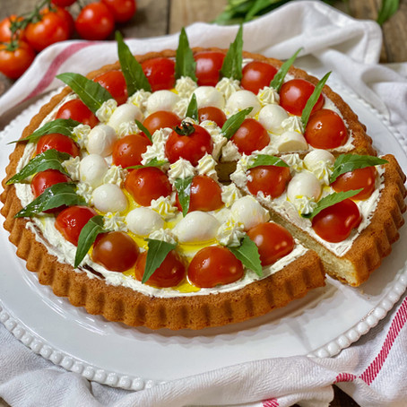 Crostata furba salata
