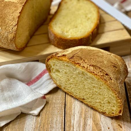 Pane di Semola (con lievito di birra)