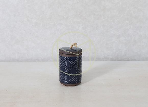 Pote Marinho Corda Cerâmica