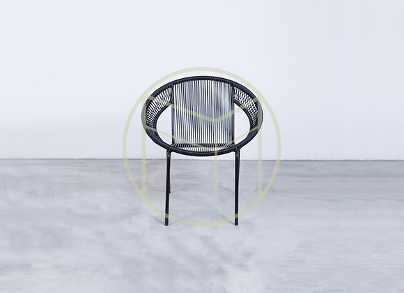 Cadeira Cancun Preta