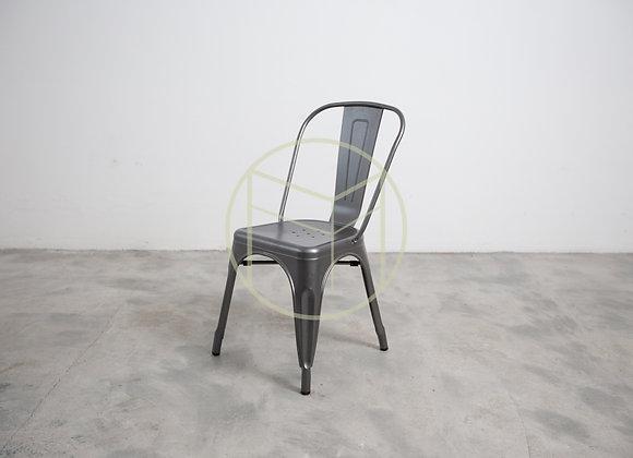 Cadeira Tolix Iron Cinza