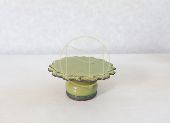 Prato Alto Verde Cerâmica