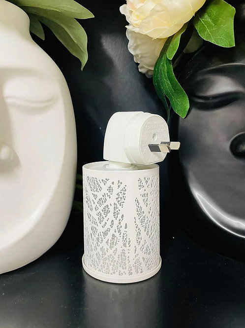 White Forrest Plug In Electric Warmer
