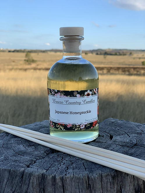 Japanese Honeysuckle Reed Diffuser 225ml