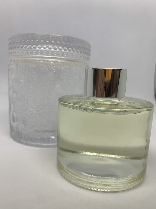 Clear Lotus Reed Diffuser