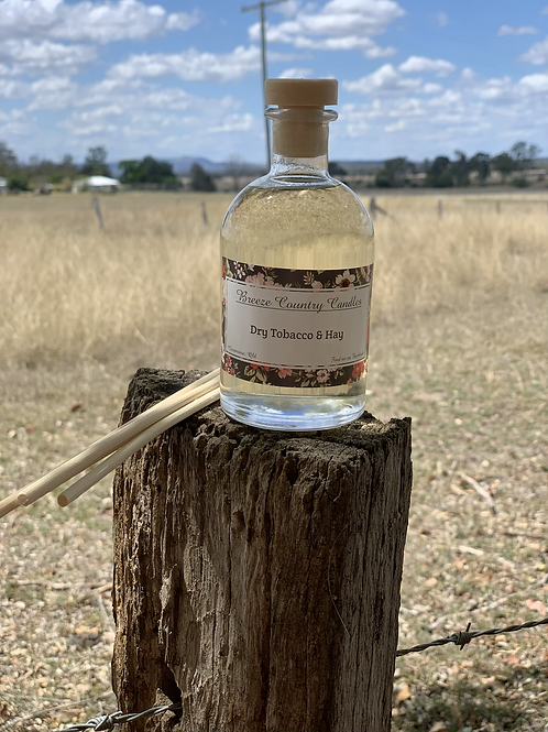 Dry Tobacco & Hay Reed Diffuser 225ml