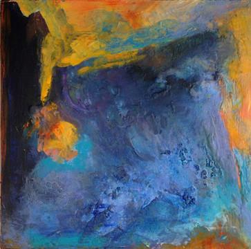 Transcendent Blue