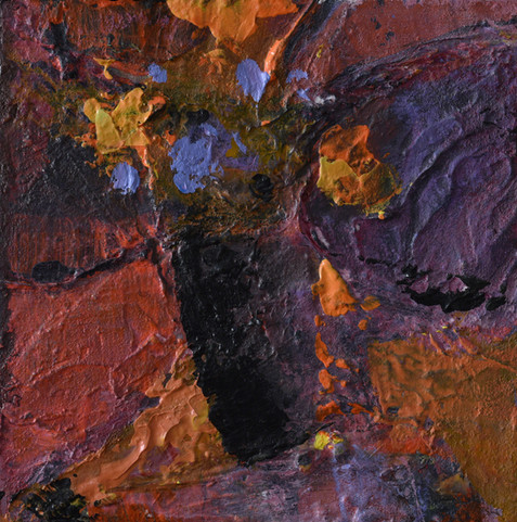 The Black Vase