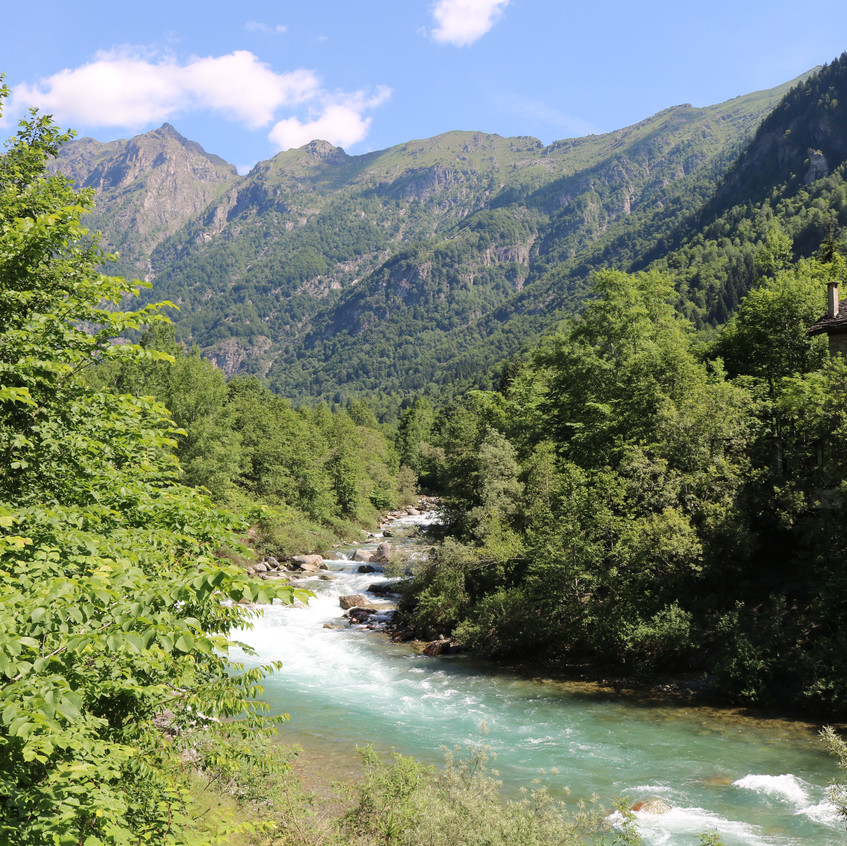 Un week end in Valsesia