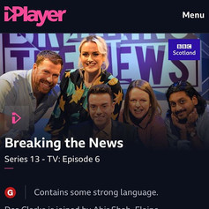 🌟 MY MUSH IS ON IPLAYER 🌟 a wee moment