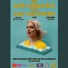 THIS WEEK! Plug for my show #TheLifeAqua