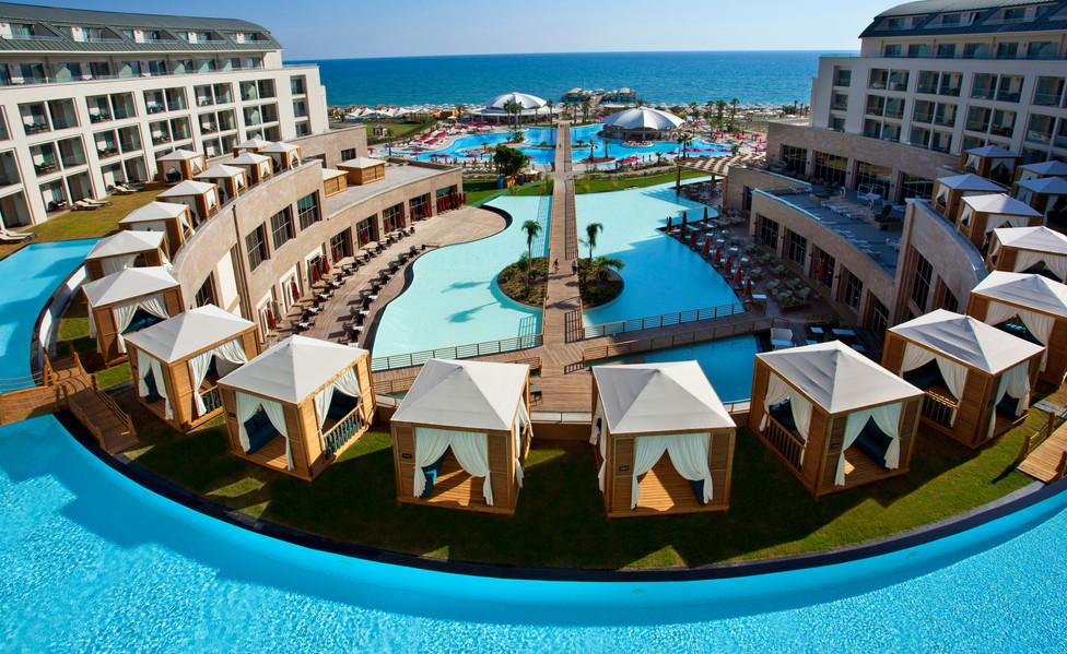 Kaya Palazzo Golf Resort - Puregolf Trav
