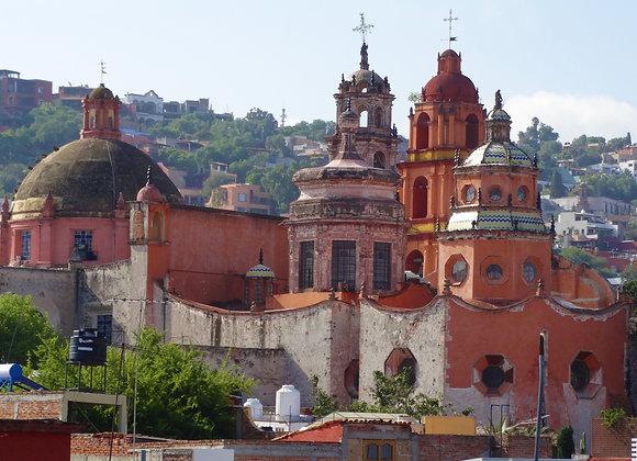 Deposit for San Miguel de Allende, Mx  Workshop/Excursion 2021