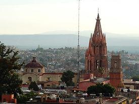Fran Ellisor workshop at San Miguel de Allende, August 2018