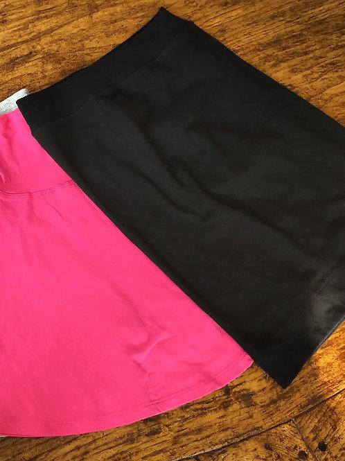 Straight skirt for WTA