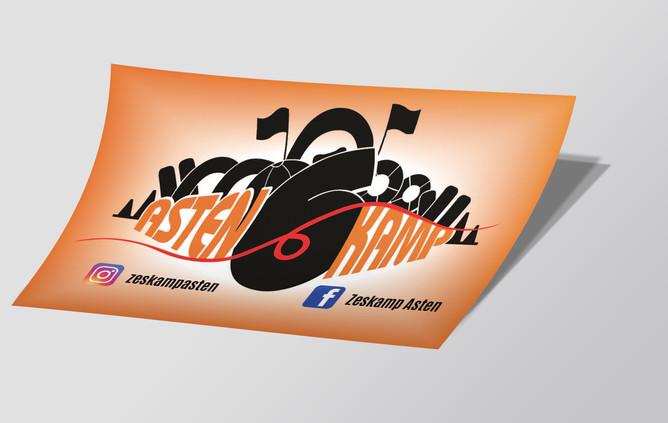 Stickers - Zeskamp Asten
