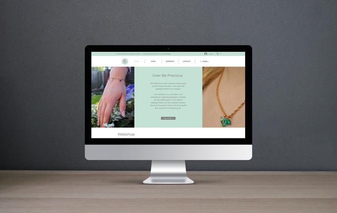 Website - Be Precious