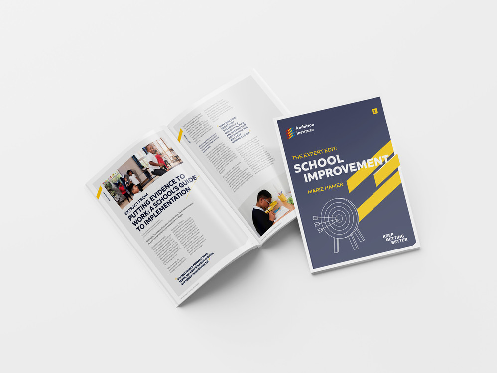 Ambition Institute Journal
