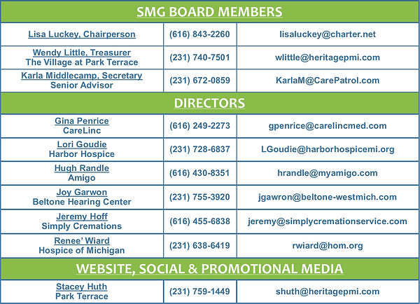 2021 Board Member Contact List.png