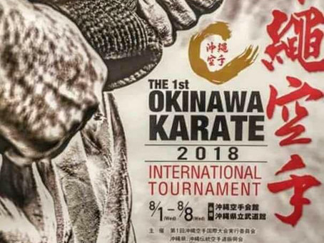TENCHI DOJO STUDENTS TO COMPETE IN WORLD KARATE COMPETITION
