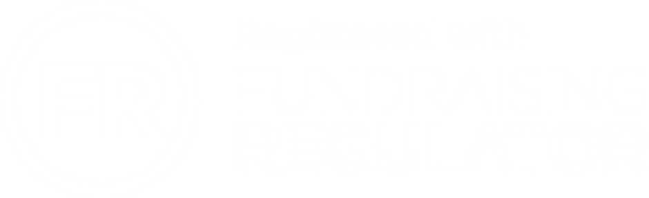 Registered with Fundraising Regulator Lo