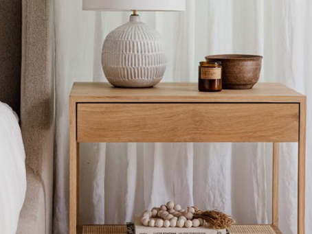 12 Light Wood Nightstands for Any Budget