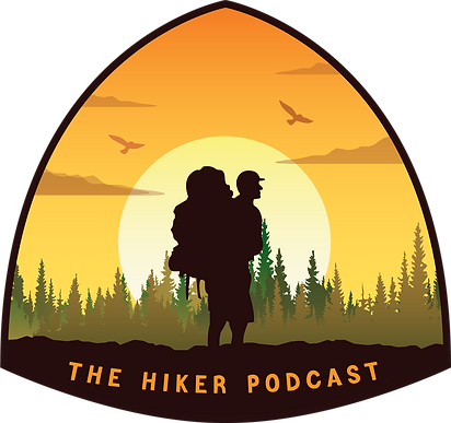 The Hiker Podcast logo 2 2020 6x6.png