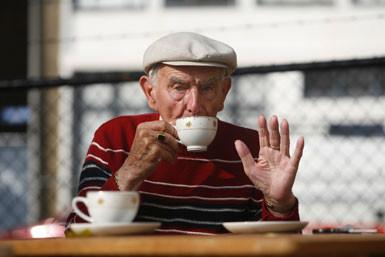 stookkamer oude koffieman