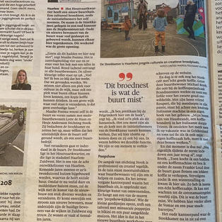 Haarlems Dagblad 23-03-2021