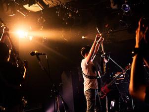 Next Live 3/20 渋谷aube 決定!!