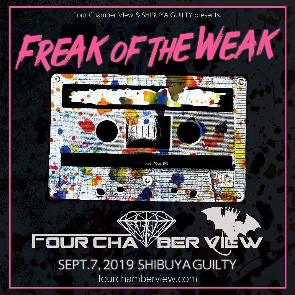 Freak of the Weak