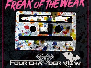 Four Chamber View 15th Anniversary Special Live 【Freak of the Weak】決定!!