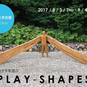 【本館1F】『PLAY SHAPES – カタチを遊ぶ』伊勢現代美術館 コレクション展