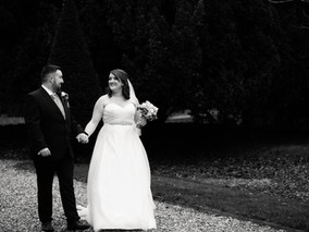 A beautiful New Year's Wedding - Stacey Jayne & Mark