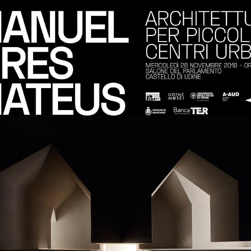 Manuel Aires Mateus | Architetture per piccoli centri urbani