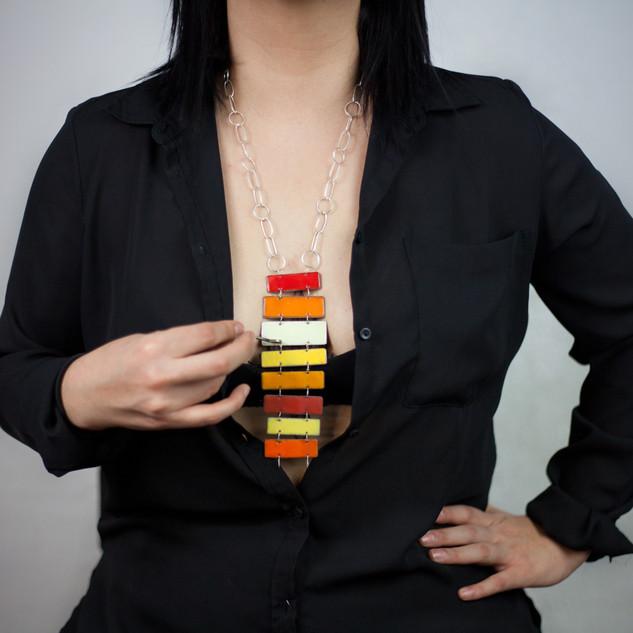 Marimba Necklace