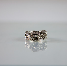 Silver ring series III